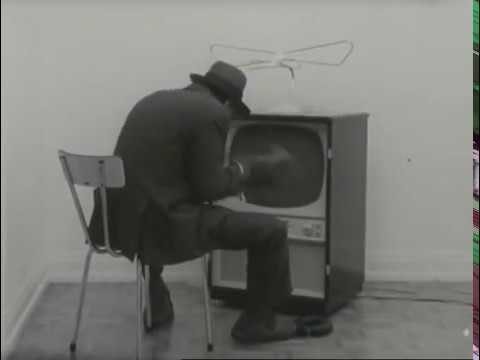 JOSEPH BEUYS -  FILZ TV   1970  Fluxus, happening and performance art