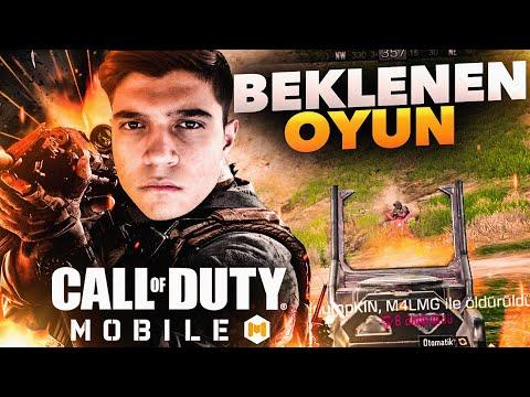 PUBG MOBİLE TARİHE KARIŞACAK MI?   Call of Duty Mobile Gameplay (Türkçe)