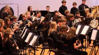 Northern Kentucky Select 7th Grade Band - Liturgical Fanfare / Robert W. Smith
