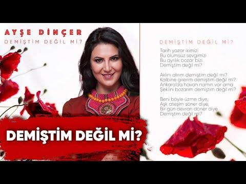 Ayşe Dinçer - Demiştim Değil Mi?