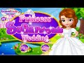 Princess Sofia Fairytale Wedding - Princess Sofia Games | Games for Girls