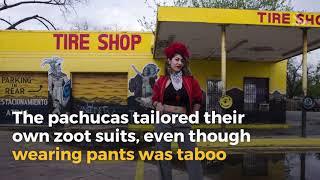 Shavone Otero grew up in Albuquerque, New Mexico's lowrider scene. ...