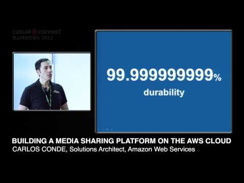 Building a Media Sharing Platform on the AWS Cloud | Carlos CONDE