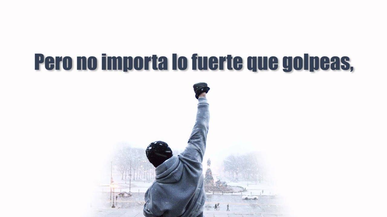 Frases Motivadoras De Rocky Balboa By Jesusmaroto 100