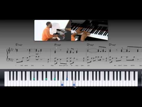 John Legend - Ordinary People (Piano Tutorial)