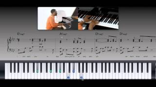 John Legend - Ordinary People (Piano Tutorial)
