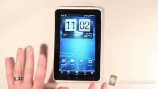 T-Mobile HTC Flyer HardwareTour | Pocketnow