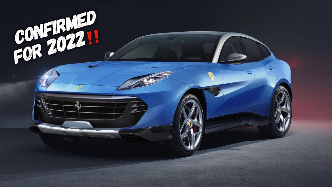 Ferrari Purosangue Suv Confirmed For 2022 Here S What We Know Youtube