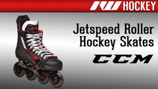 CCM JetSpeed Roller Hockey Skate Review
