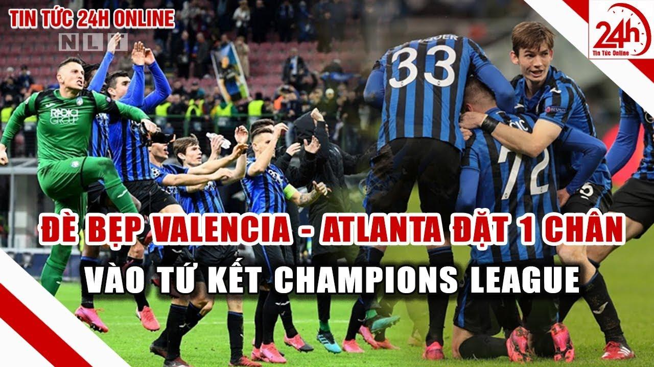 Download Atalanta gây sốc khi 'nhấn chìm' Valencia   Tin bóng đá 24h   TT24h