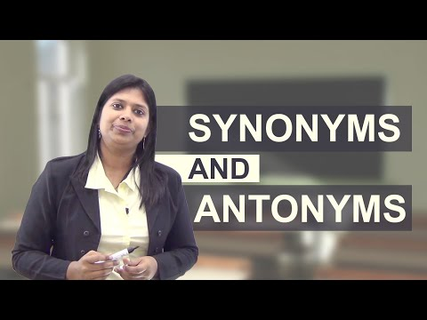 Synonyms and Antonyms| Easy learning for IBPS PO | TalentSprint