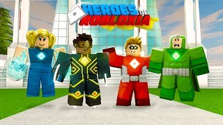 FASTEST WAY TO BEAT MISSIONS 2-3 (Heroes of Robloxia)