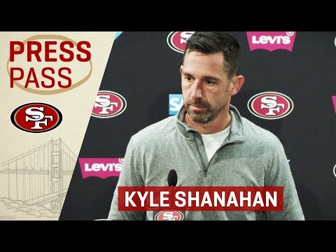 Kyle Shanahan Analyzes the Growth of Young 49ers Players | San Francisco 49ers