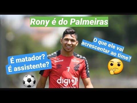 Rony é Do Palmeiras! Por Qual Motivo O Verdão Insistiu Tanto Na Contratação Do Jogador?