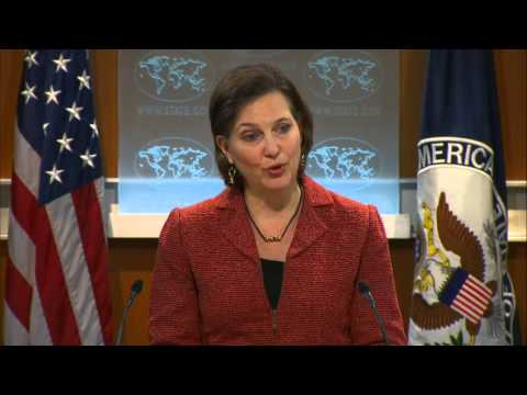 Daily Press Briefing: March 8, 2013