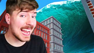 Can You Survive The Massive Tsunami?