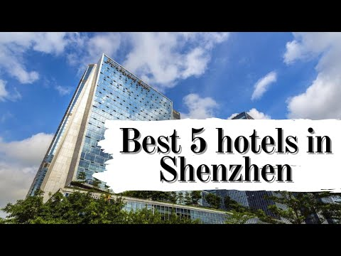 Top 5 Best Hotels in Shenzhen, China - sorted by Rating Gues