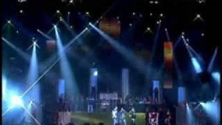 Hector con Wisin & Yandel - El Teléfono (26-Jan-2007)