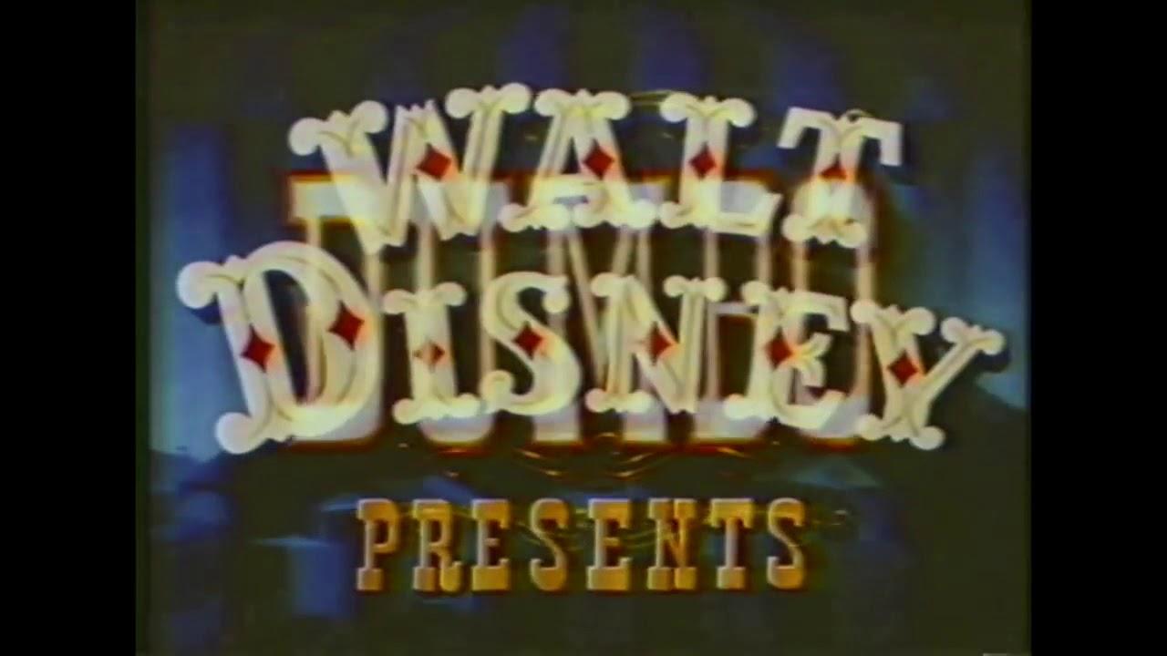 Dumbo Movie intro (1941) Walt Disney - YouTube