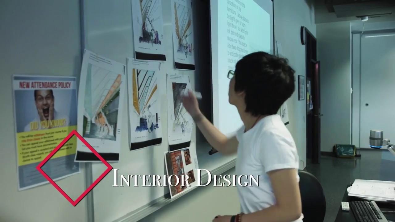 Interior Design At LaSalle College Vancouver