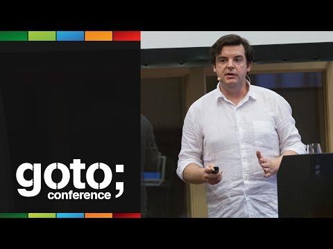 GOTO 2016 • Enterprise Just Got Entrepreneurial • Barry O'Reilly