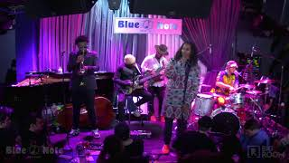 Maurice Brown Ft. Anderson .Paak - Come Down and Trippy LIVE