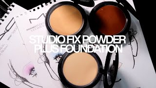 Backstage at Fashion Week: Studio Fix Powder Plus Foundation | MAC Cosmetics