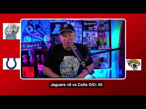 Indianapolis Colts vs Jacksonville Jaguars NFL Pick and Prediction 9/13/20 Week 1 NFL Betting Tips