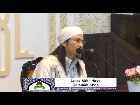 [KULDUM]Ingat Viral Dapat Pahala, Rupanya Dah Ada Tempat di Neraka. The Best of Ustaz Akhil Hayy