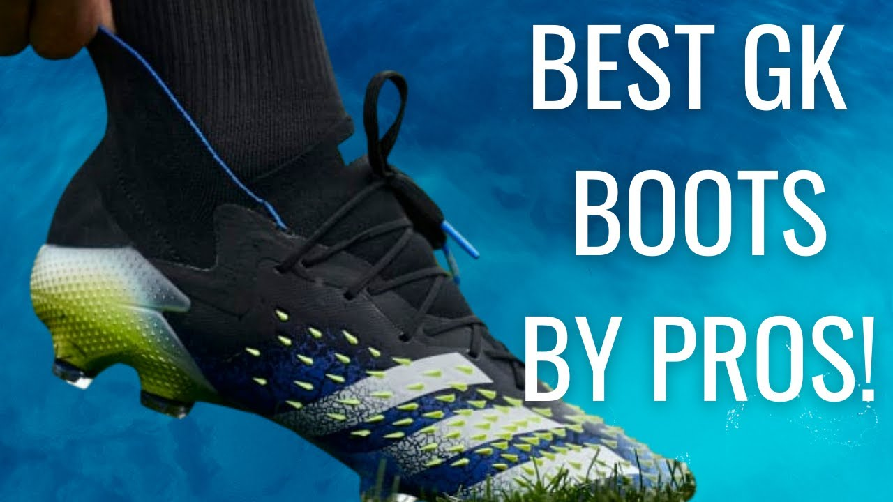The Most Popular Boots For Pro Goalkeepers -  feat Delair Football Euro 2021