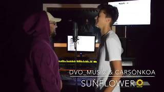Post Malone,Swae Lee - Sunflower(spider-Man: Into the Spider-Verse) Cover by Carson Koa(ft Dvo_music Video