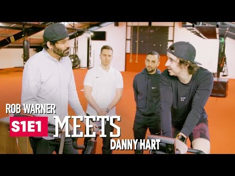 Catching Up w/ 2016 UCI MTB World Champ Danny Hart | Rob Meets: Ep 1