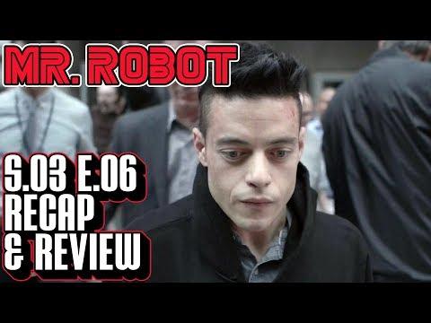 Download Youtube: [Mr Robot] Season 3 Episode 6 Recap & Review | eps3.5_kill-pr0cess.inc Breakdown