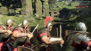 Roman Army Formation Attack - Ryse: Son of Rome