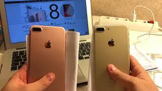 Массовый брак iPhone 7/7 plus после выхода 8-ки?!