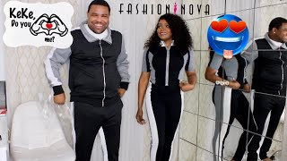 FUNNY AF HUSBAND PICKS WIFE FASHION NOVA OUTFITS