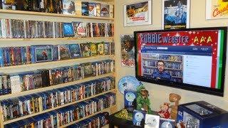 NERD CAVE Tour 2013!! - My Media Room