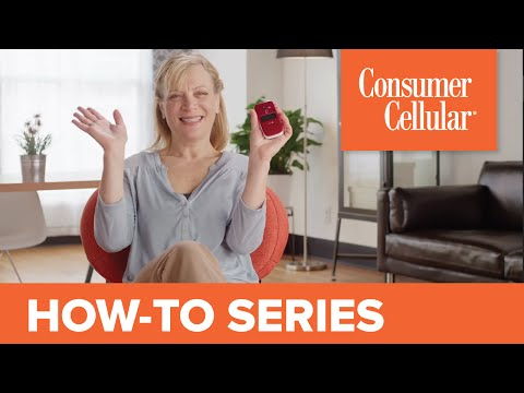 Doro PhoneEasy 626: Cell Phone Overview & Tour (1 of 9) | Consumer Cellular