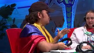 Pokemon World Championships 2017 VGC Top 4A - Sam Pandelis vs Paul Ruiz