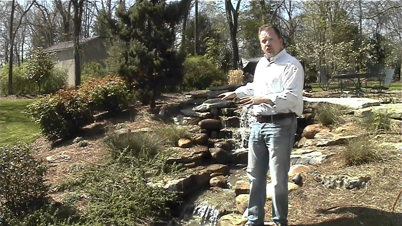 How To Control Erosion In Plant Landscapes Youtube