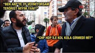 Vatandaşa sorduk: HDP,  Millet İttifakı'na destek veriyor mu? (1. Bölüm) MP3