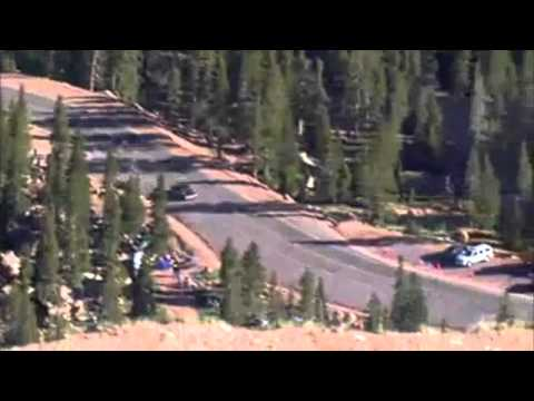 Pikes Peak International Hill Climb 2014 - 01