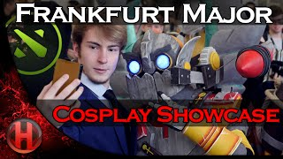 Dota 2 Frankfurt Major Cosplay Showcase