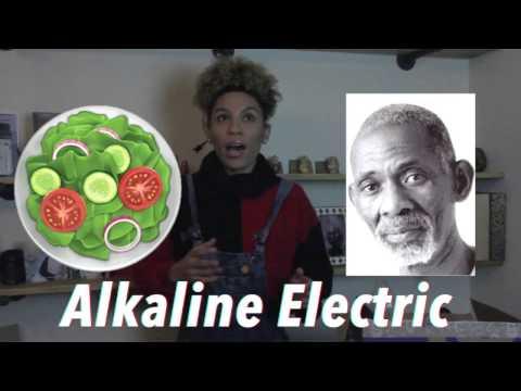 Dr Sebi Alkaline Electric Food List Haul