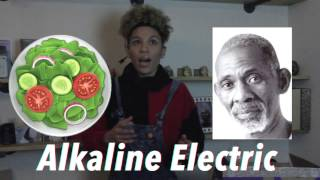 Dr Sebi Alkaline Electric Food List Haul