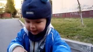 бизи (beezy)  шлем мишка видео(Зимние термо шапки для детей высокого качества из 100% шерсти. Утеплитель холлофайбер -уши и лоб Шапки шлемы..., 2014-10-12T23:11:19.000Z)