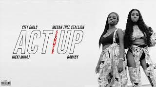 [MASHUP] City Girls, Megan Thee Stallion - Act Up Summer (feat. Nicki Minaj & DaBaby)