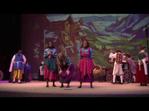 CFC Arts Beauty and the Beast   Act 1 HD