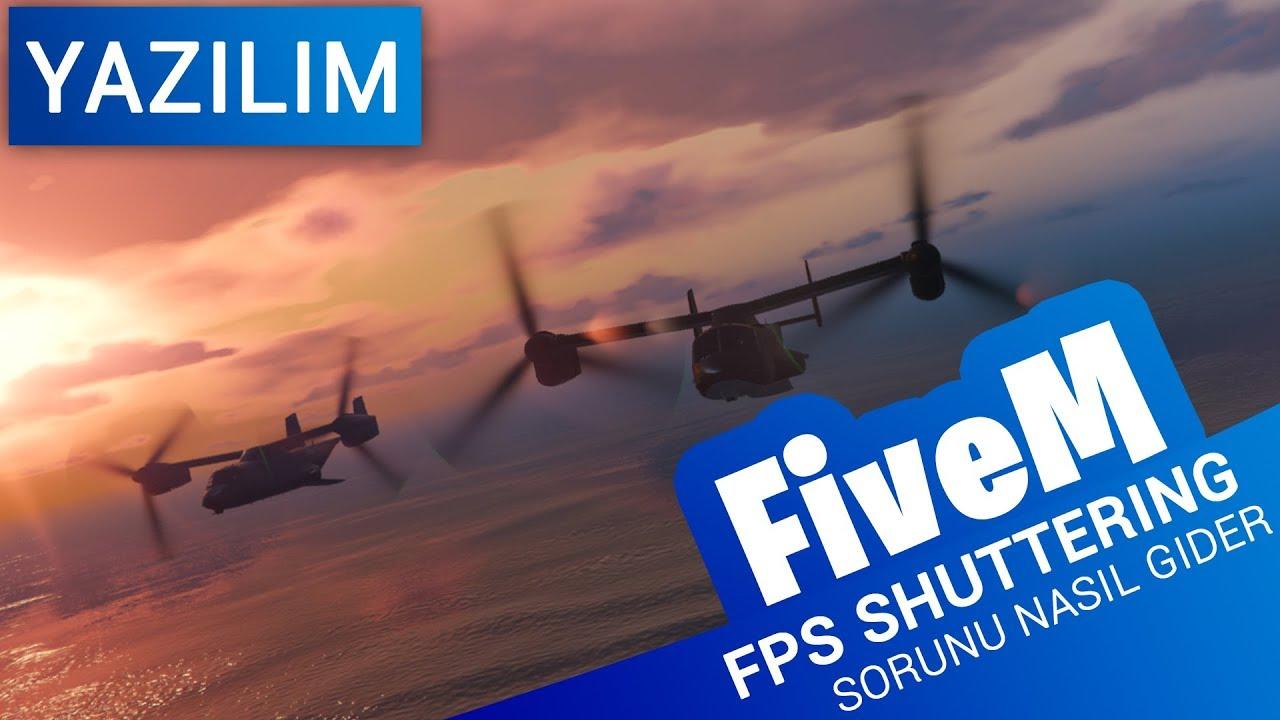 FiveM - Anlık Donma Sorunu Nasıl Giderilir ? ( FPS SHUTTERING ) GTA 5