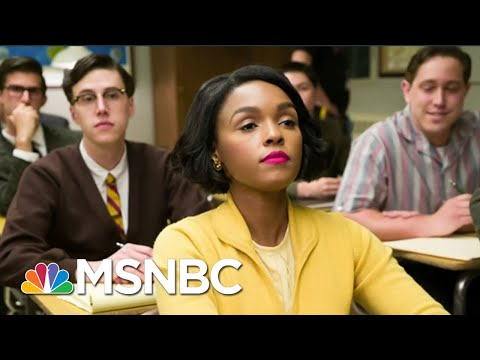 First Black Female NASA Engineer Hidden No More   Rachel Maddow   MSNBC
